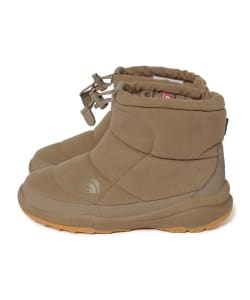 【Begin2月号掲載】THE NORTH FACE × BEAMS / 別注 Nuptse Bootie Water Proof Short(Men's)