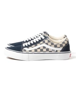 VANS / Old Skool Pro Checker Flag