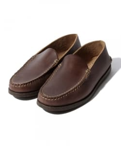 "Atlantic Works / ""Collarless Venetian Moccasin"""