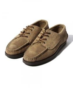 "【Begin5月号掲載】Atlantic Works / ""4 Eyelet Blucher suede""◇"