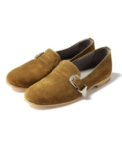VAPORIZE / Suede slip on