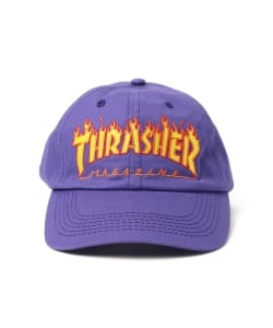 THRASHER / Flame Old Timer Cap