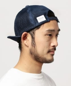 Mighty Shine × BEAMS / 別注 BRIDGE MESH CAP