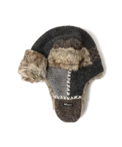 Everest Design / Patch Work Fur Cap
