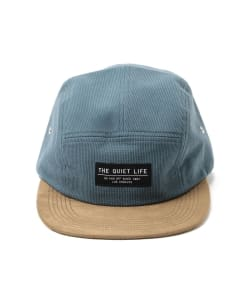 THE QUIET LIFE / Cord Combi 5Panel Cap