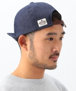 Mighty Shine × BEAMS / 別注 Bridge Cap New▲