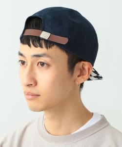 【WEB限定】Mighty Shine × BEAMS / 別注 Checker Bridge Cap