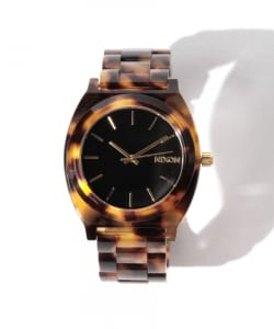 NIXON / THE TIME TELLER ACETATE WATCH