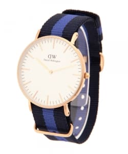 DANIEL WELLINGTON / Classic Rose gold 36mm