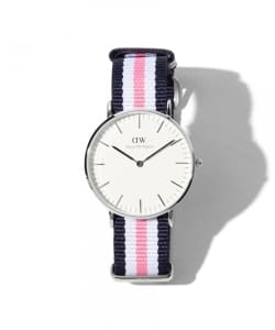 DANIEL WELLINGTON / Classic Silver 36mm