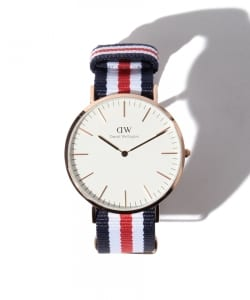 DANIEL WELLINGTON / Classic Rose gold 40mm