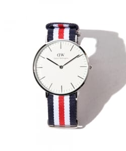 DANIEL WELLINGTON / Classic Silver 40mm