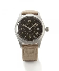 HAMILTON / Khaki Field Quartz 38mm キャンバス