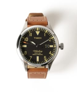 TIMEX × RED WING / ウォーターベリー 38mm(Shoe Leather)