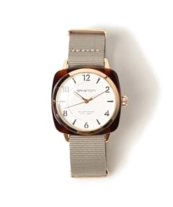 BRISTON WATCH / CLUBMASTER CHIC T/S