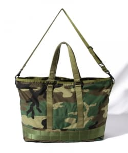 "BRIEFING×BEAMS PLUS / 別注 ""MIL TRAINING TOTE"""