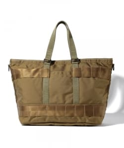 "BRIEFING×BEAMS PLUS / 別注 ""MIL TRAINING TOTE""COYOTE"