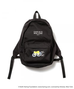 CHARI&CO for Keith Haring / CITY CYCLES バックパック