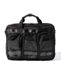 Manhattan Portage BLACK LABEL / GANSEVOORT BRIEFCASE 1463