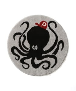 【予約】Pacifica collectives × Yusuke Hanai / Octopus Rug