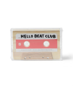 SEE SEE / HELLO BEAT CLUB カセットテープ