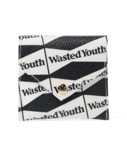 FABRICK × Wasted Youth / Coin Case