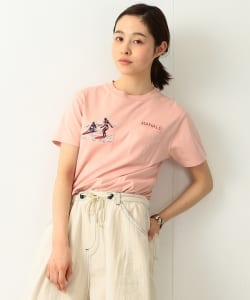 【BOY JOURNAL vol.3掲載】SUN SURF×BEAMS BOY /  刺繍 Tシャツ