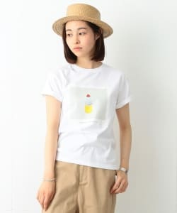 20TH CENTURY WOMEN × BEAMS BOY / プリント Tシャツ
