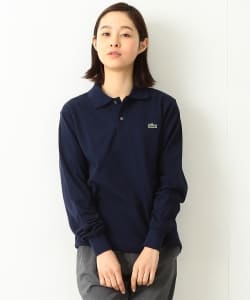 LACOSTE / POLO LONG SLEEVE