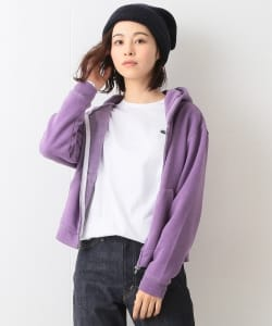FRUIT OF THE LOOM × BEAMS BOY / フルジップ パーカ