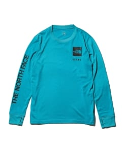 ●THE NORTH FACE × BEAMS / 別注 Expedition Light Crew (Women's)