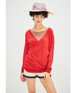 【予約】maturely / cache-coeur Tops