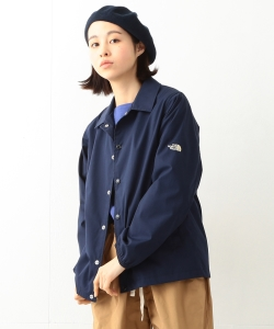 ●【BOY JOURNAL  vol.1掲載】THE NORTH FACE PURPLE LABEL×BEAMS BOY / 別注 コーチジャケット 17S