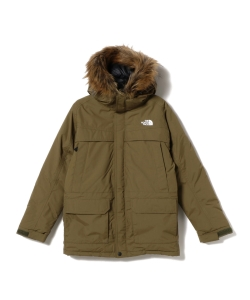 THE NORTH FACE / McMurdo Parka 17AW