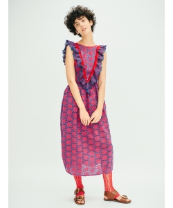 【予約】【GINZA 2月号掲載】maturely / Romance Lace Dress