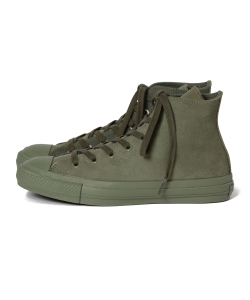 CONVERSE × ENGINEERED GARMENTS × BEAMS PLUS / 別注 ALL STAR HI OLIVE(Women's)