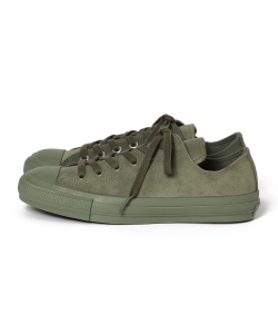 CONVERSE × ENGINEERED GARMENTS × BEAMS PLUS / 別注 ALL STAR LOW OLIVE(Women's)