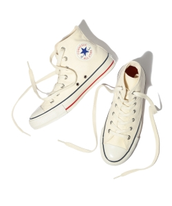 ◇【FUDGE11月号掲載】【カタログ掲載】CONVERSE×BEAMS / 40th別注 ALL STAR HI Women's Size
