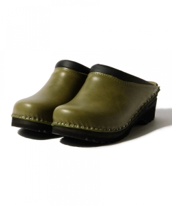 ●NEEDLES WOMAN×TROENTORP / Suede Swedish Crogs Special