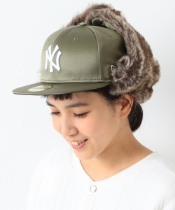 NEW ERA / 別注59FIFTY Trapper MA1