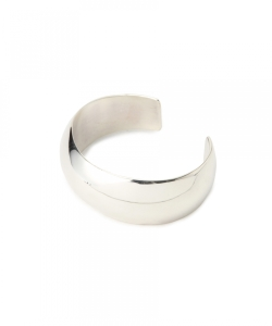 ◇△【FUDGE11月号掲載】Orville Tsinnie  / Plain Dome Bangle