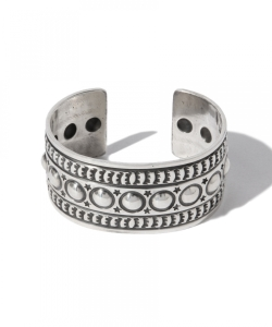 SUNSHINE REEVES / Circle Stamp Star Bracelet M