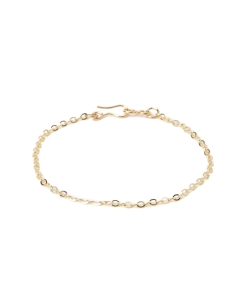 Lauren Tobey / Filled Gold Bracelet