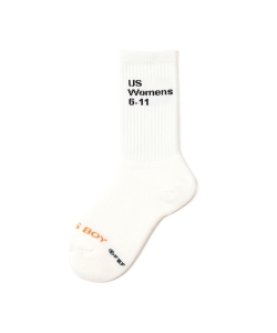 【CLUEL 5月号掲載】FOR BARE FEET × BEAMS BOY / SIZE SOX