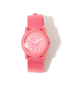【the weekend short trip vol.4掲載】TIMEX × BEAMS BOY / 別注 Original Camper PINK