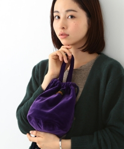 NAPRON / 別珍 MINI PATIENTS BAG
