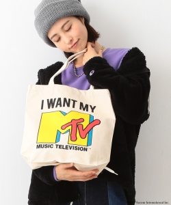 MTV by BEAMS BOY / トートバッグ