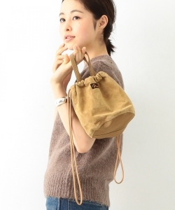 ◇【FUDGE11月号掲載】Napron / SUEDE PATIENT SMALL BAG