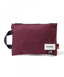 【タイムセール対象品】BEAMS BOY / USA CORDURA NYLON POUCH