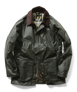 "Barbour / ""BEDALE SL""オイルド"